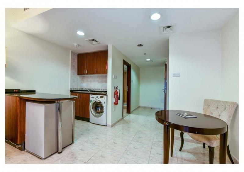 Studio Hotel Apartment For Rent in  Marriott Harbour Hotel And Suites,  Dubai Marina | 6