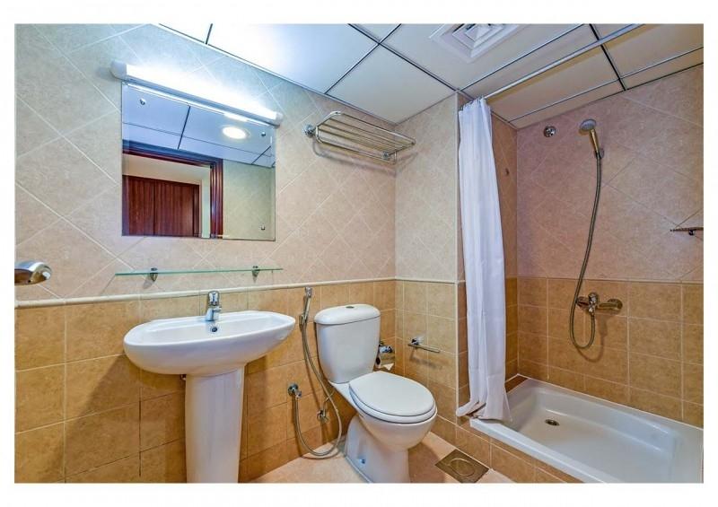 Studio Hotel Apartment For Rent in  Marriott Harbour Hotel And Suites,  Dubai Marina | 8