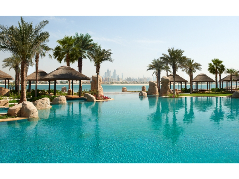 1 Bedroom Hotel Apartment For Rent in  Sofitel Dubai The Palm,  Palm Jumeirah | 1