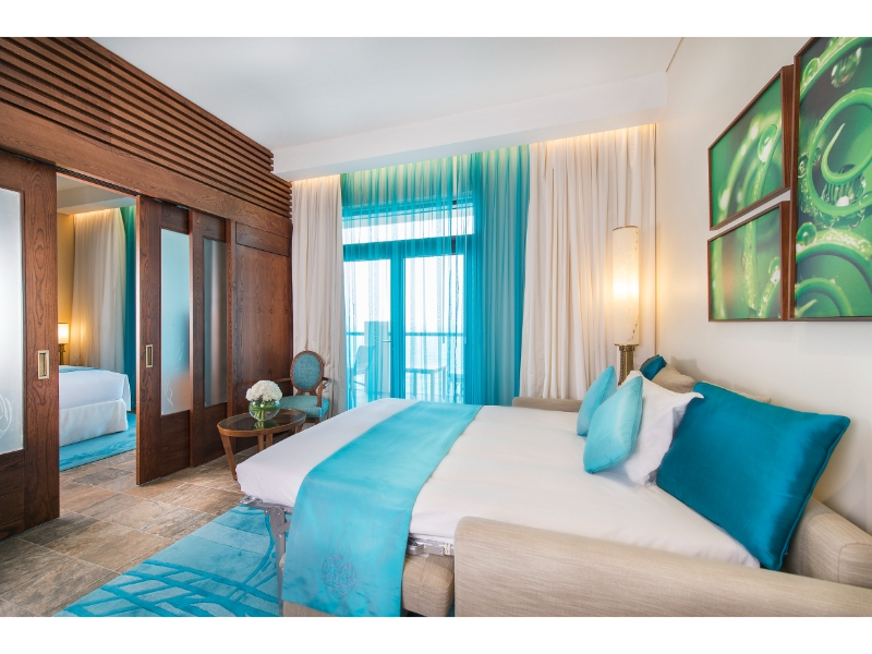 1 Bedroom Hotel Apartment For Rent in  Sofitel Dubai The Palm,  Palm Jumeirah | 2