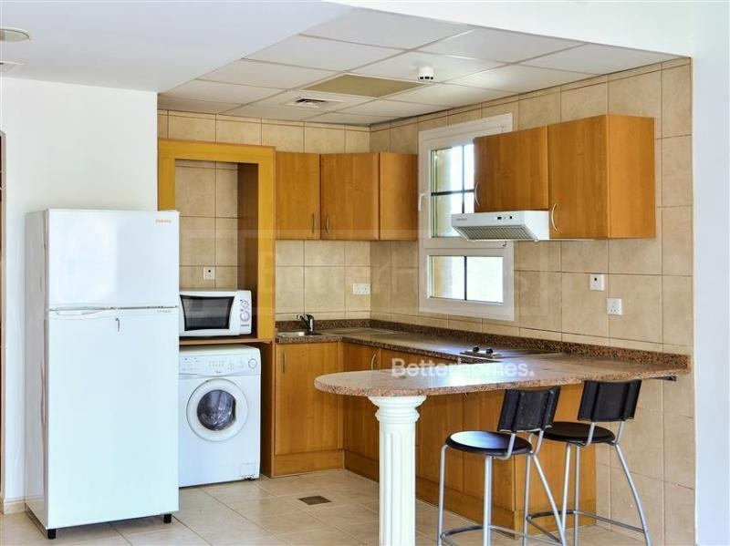 Studio Apartment For Rent in  Building F,  Green Community | 1