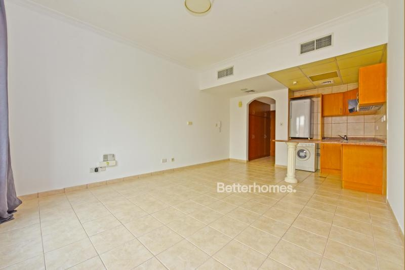 Studio Apartment For Rent in  Building F,  Green Community | 2