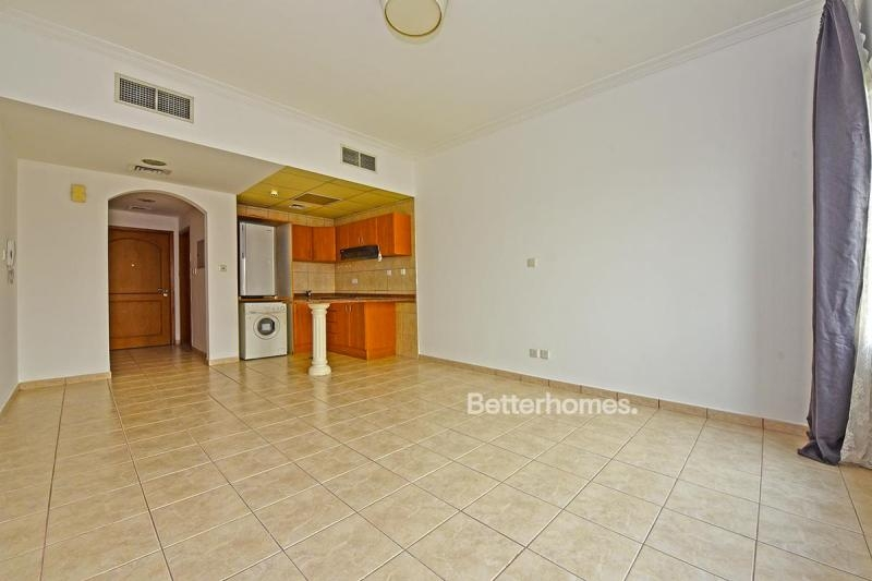 Studio Apartment For Rent in  Building F,  Green Community | 0