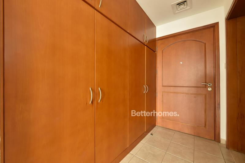Studio Apartment For Rent in  Building F,  Green Community | 5
