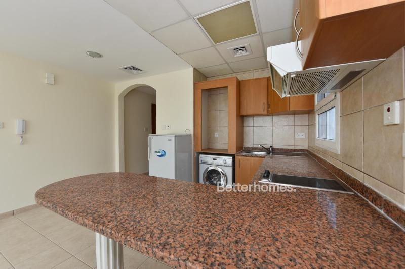 Studio Apartment For Rent in  Building F,  Green Community | 4