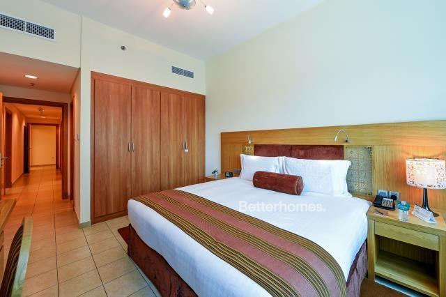 2 Bedroom Hotel Apartment For Rent in  Tamani Hotel,  Dubai Marina | 0
