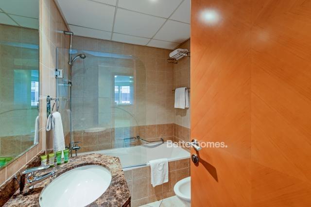 2 Bedroom Hotel Apartment For Rent in  Tamani Hotel,  Dubai Marina | 9