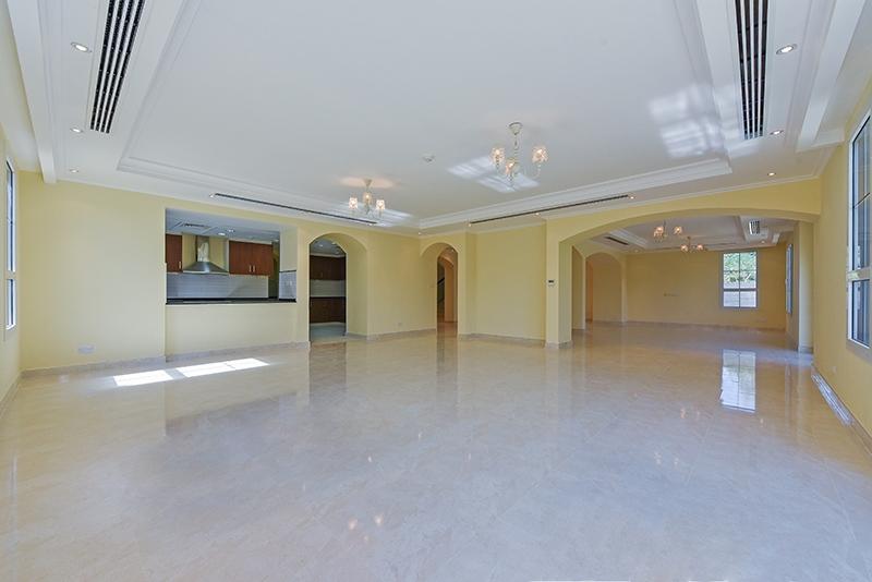 5 Bedroom Villa For Rent in  The Sundials,  Jumeirah Golf Estates | 5