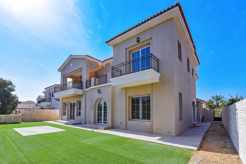 5 Bedroom Villa For Rent in  The Sundials,  Jumeirah Golf Estates | 0
