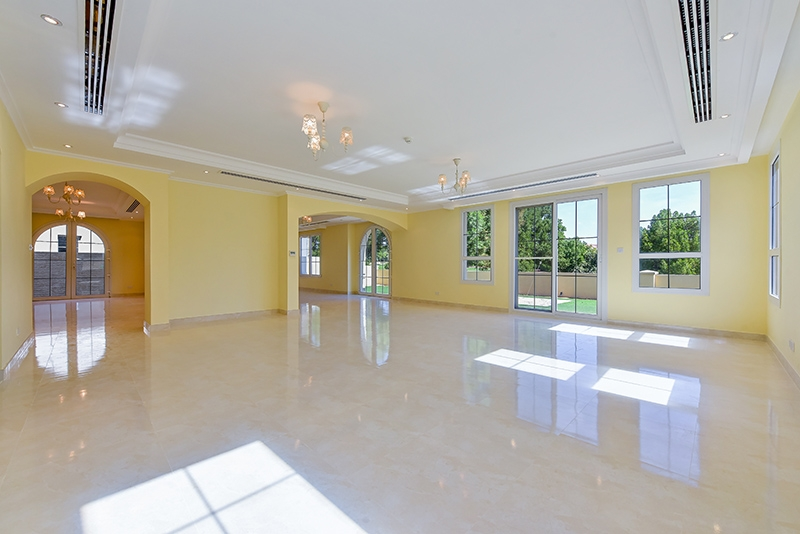 5 Bedroom Villa For Rent in  The Sundials,  Jumeirah Golf Estates | 1