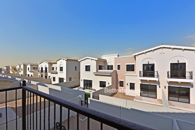 3 Bedroom Villa For Rent in  Mira 4,  Reem   5