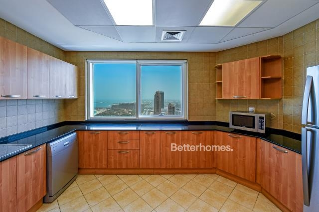 3 Bedroom Hotel Apartment For Rent in  Tamani Hotel,  Dubai Marina | 4