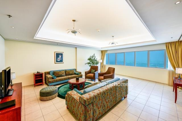 3 Bedroom Hotel Apartment For Rent in  Tamani Hotel,  Dubai Marina | 2