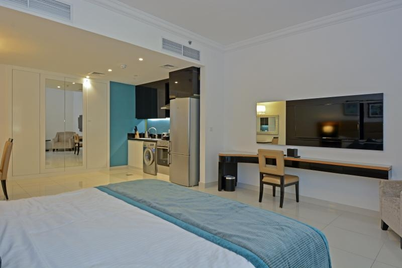 Studio Apartment For Rent in  Capital Bay Tower B,  Business Bay | 3
