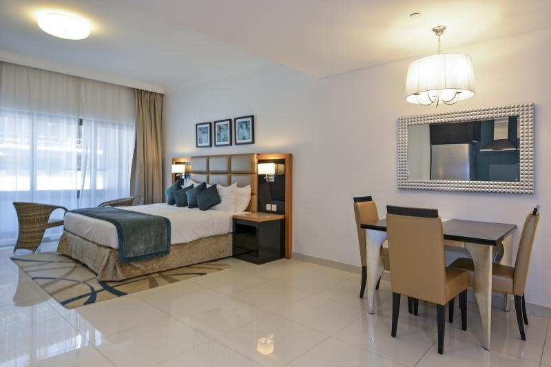 Studio Apartment For Rent in  Capital Bay Tower B,  Business Bay | 1