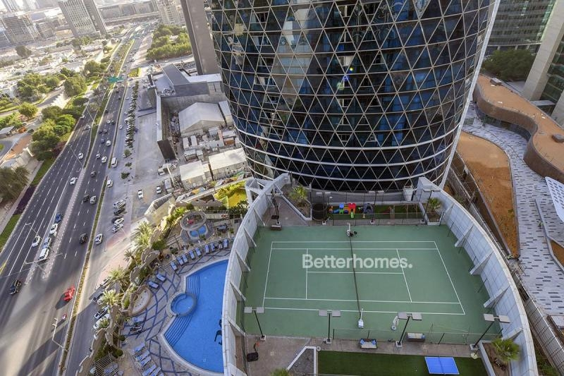 Studio Apartment For Rent in  Park Tower A,  DIFC | 7
