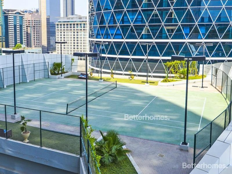 Studio Apartment For Rent in  Park Tower A,  DIFC | 10