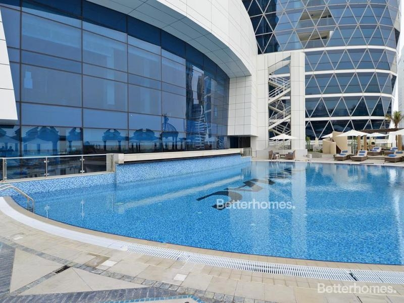 Studio Apartment For Rent in  Park Tower A,  DIFC | 8