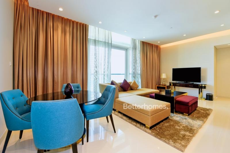 3 Bedroom Apartment For Rent in  Upper Crest,  Downtown Dubai | 1