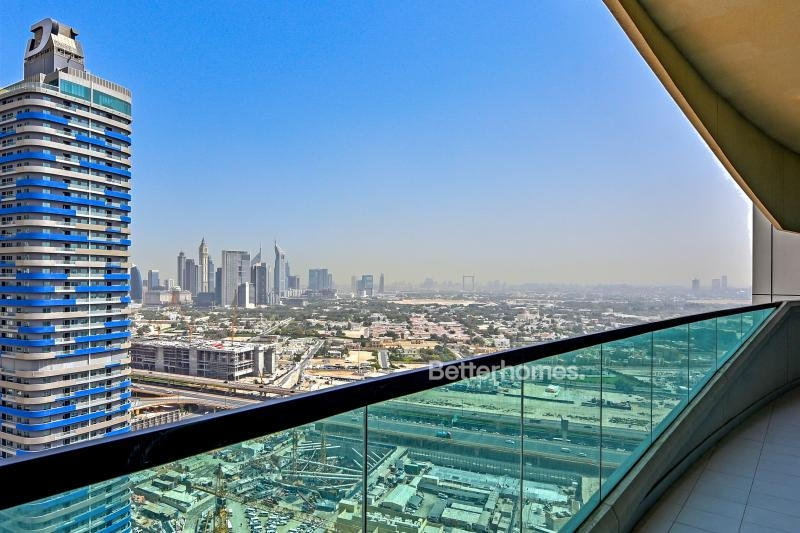 3 Bedroom Apartment For Rent in  Upper Crest,  Downtown Dubai | 4