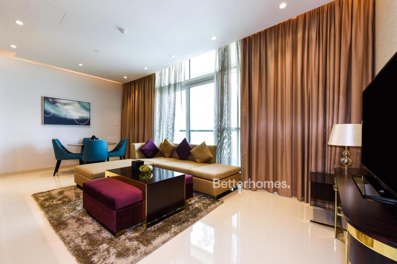 3 Bedroom Apartment For Rent in  Upper Crest,  Downtown Dubai | 5