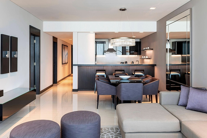 2 Bedroom Hotel Apartment For Rent in  Sheraton Grand Hotel,  Sheikh Zayed Road   1