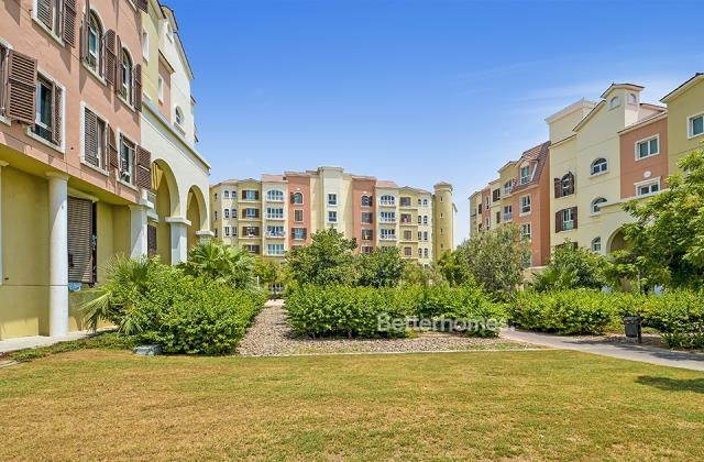 Studio Apartment For Rent in  Building 38 To Building 107,  Discovery Gardens | 9