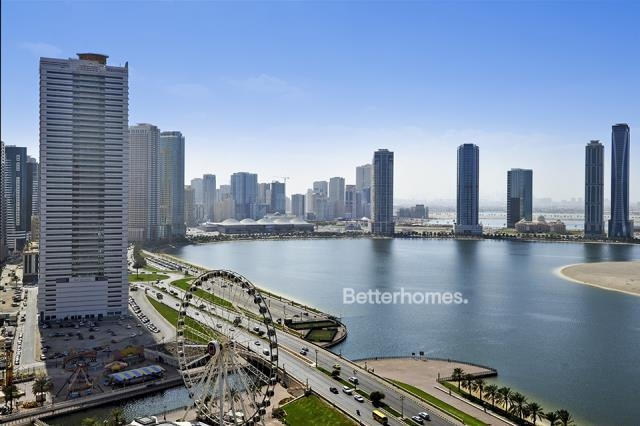 3 Bedroom Apartment For Rent in  Al Ghazal Tower,  Al Khan   4