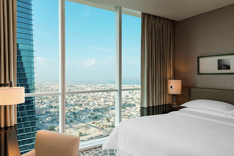 1 Bedroom Hotel Apartment For Rent in  Sheraton Grand Hotel,  Sheikh Zayed Road | 4