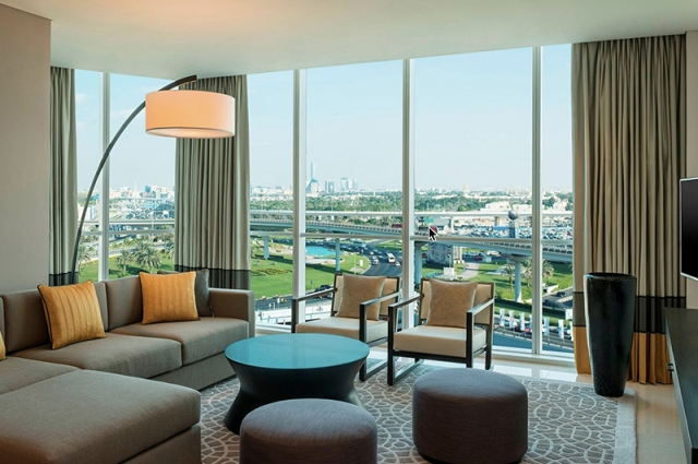 Sheraton Grand Hotel, Sheikh Zayed Road