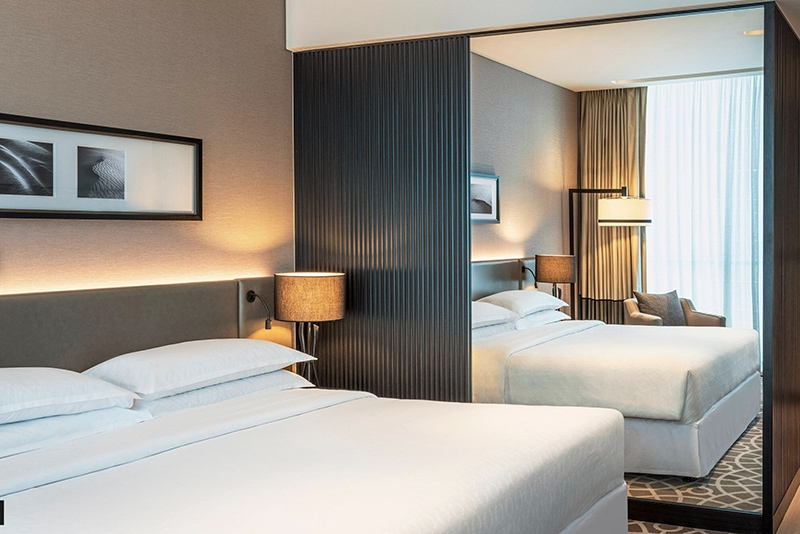2 Bedroom Hotel Apartment For Rent in  Sheraton Grand Hotel,  Sheikh Zayed Road   3