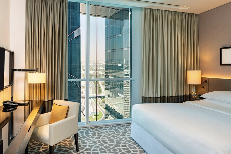 2 Bedroom Hotel Apartment For Rent in  Sheraton Grand Hotel,  Sheikh Zayed Road   6