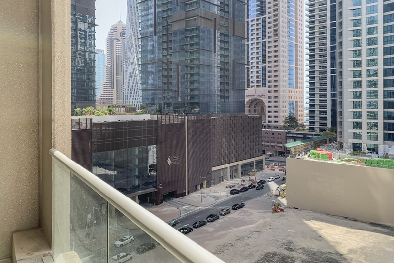 1 Bedroom Apartment For Rent in  Marina Heights,  Dubai Marina   7
