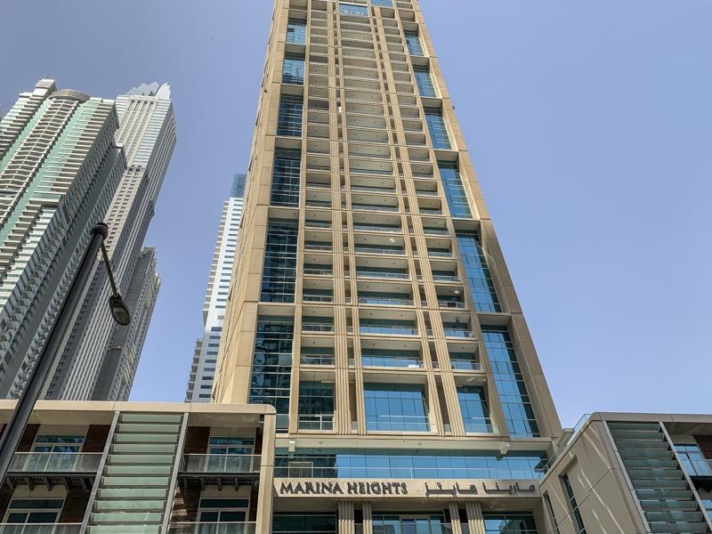 1 Bedroom Apartment For Rent in  Marina Heights,  Dubai Marina   13
