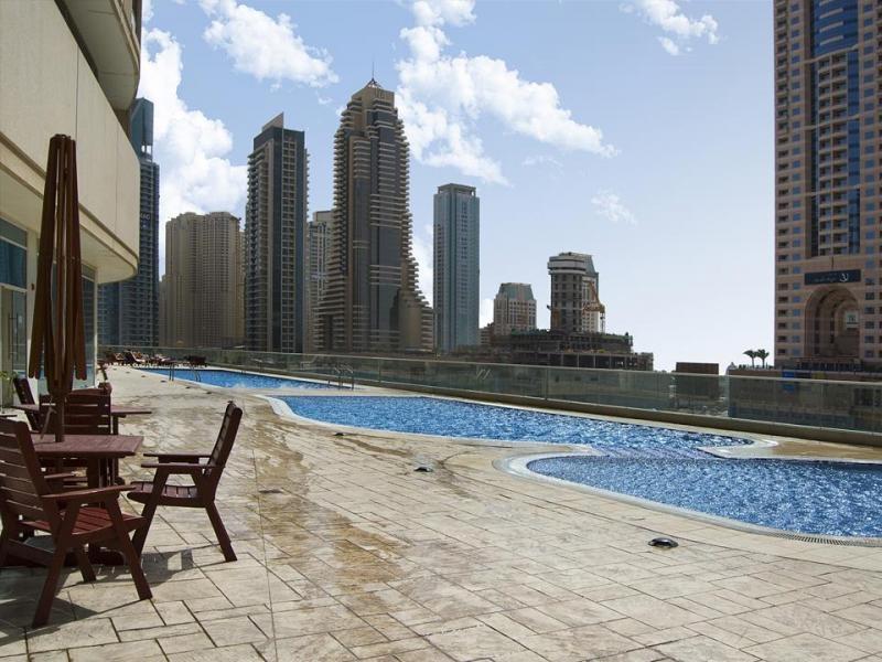 1 Bedroom Apartment For Rent in  Marina Heights,  Dubai Marina   11