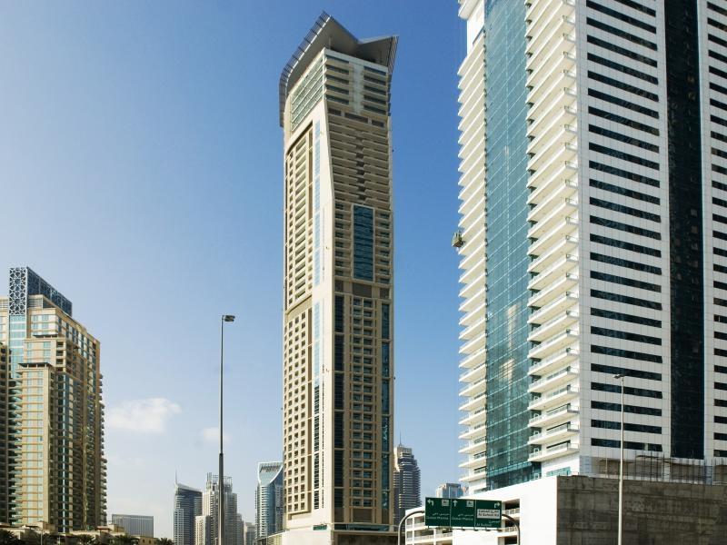 1 Bedroom Apartment For Rent in  Marina Heights,  Dubai Marina   12
