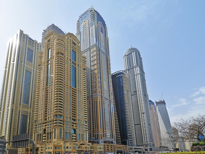 1 Bedroom Apartment For Rent in  Marina Crown,  Dubai Marina | 7
