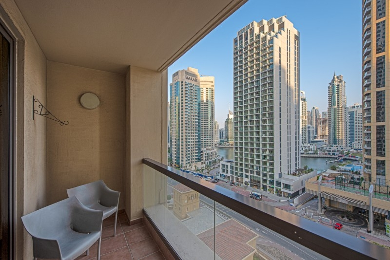 1 Bedroom Apartment For Rent in  Murjan 1,  Jumeirah Beach Residence | 9
