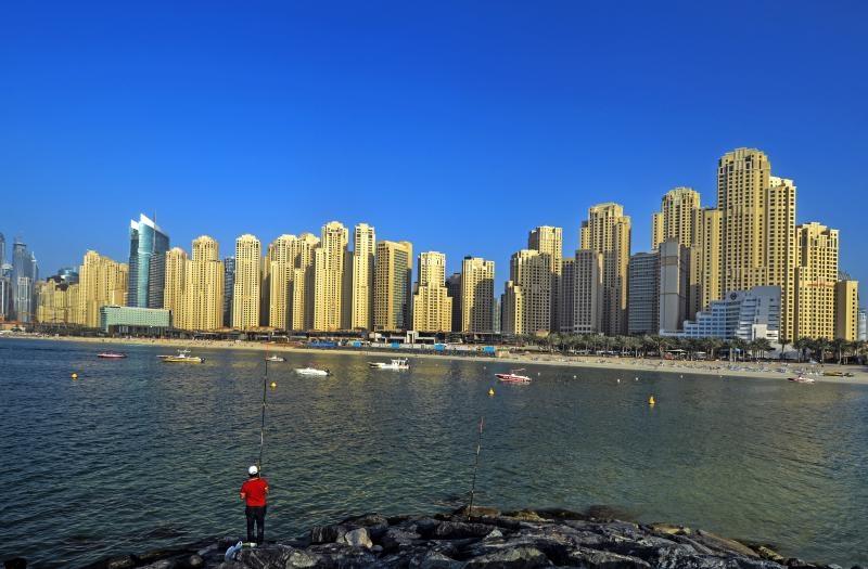 1 Bedroom Apartment For Rent in  Murjan 1,  Jumeirah Beach Residence | 13