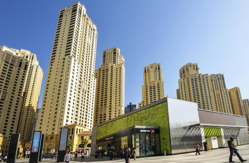 1 Bedroom Apartment For Rent in  Murjan 1,  Jumeirah Beach Residence | 12