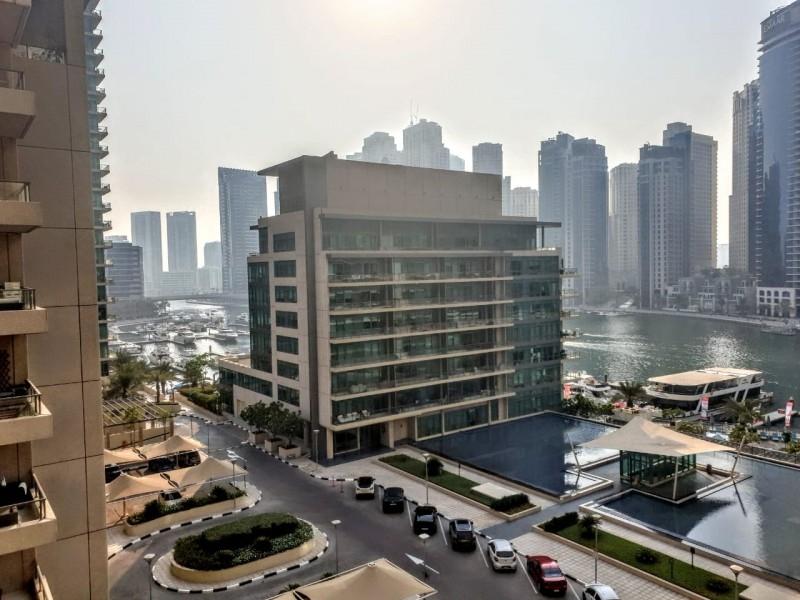 1 Bedroom Apartment For Rent in  Al Majara 1,  Dubai Marina   10