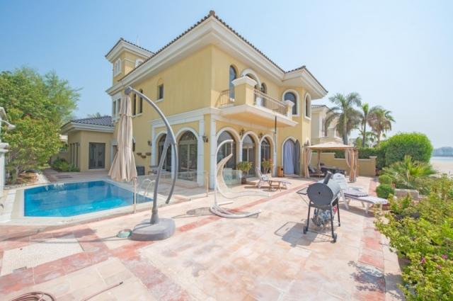 Garden Homes Frond B, Palm Jumeirah