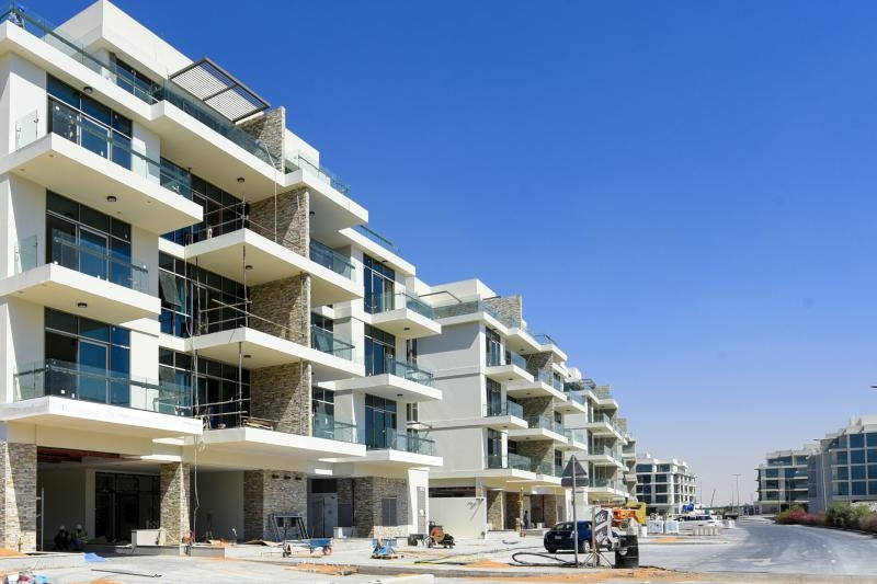 1 Bedroom Apartment For Rent in  The Polo Residence,  Meydan Avenue | 5