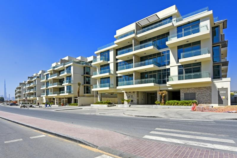 1 Bedroom Apartment For Rent in  The Polo Residence,  Meydan Avenue | 6