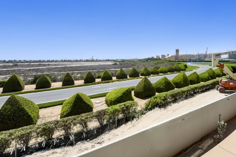 1 Bedroom Apartment For Rent in  The Polo Residence,  Meydan Avenue | 9