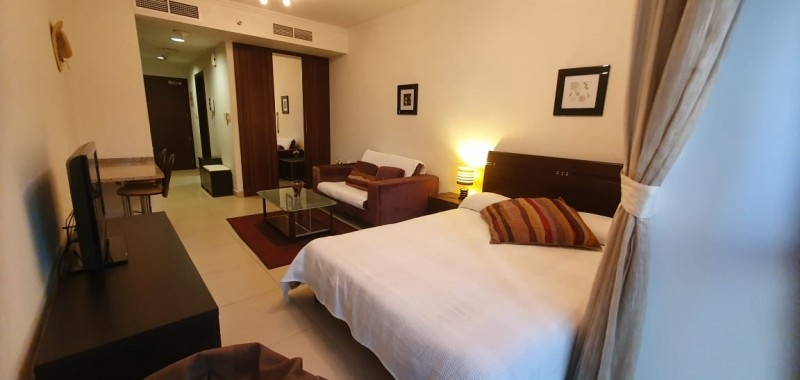 Studio Apartment For Rent in  Goldcrest Executive,  Jumeirah Lake Towers   6