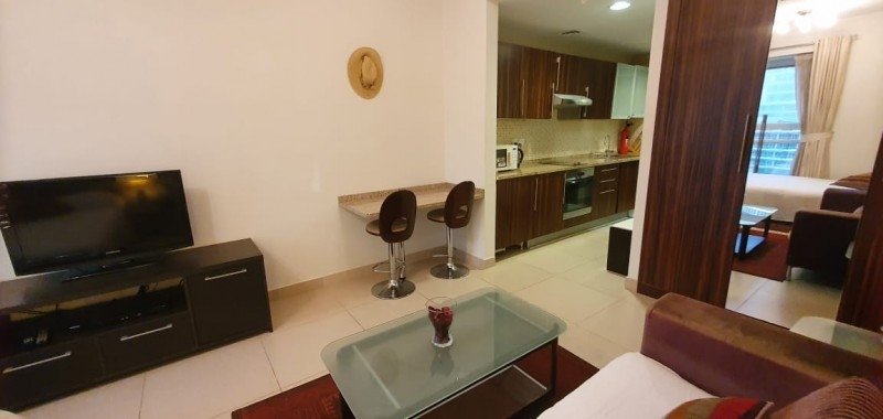 Studio Apartment For Rent in  Goldcrest Executive,  Jumeirah Lake Towers   7