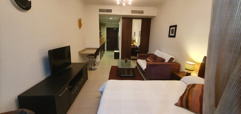 Studio Apartment For Rent in  Goldcrest Executive,  Jumeirah Lake Towers   10