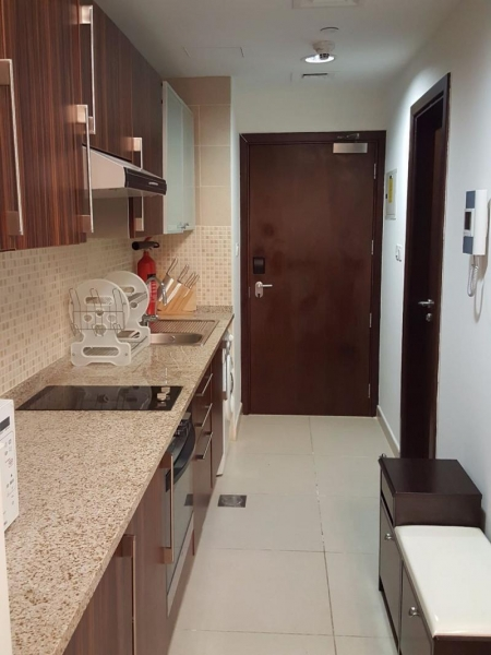 Studio Apartment For Rent in  Goldcrest Executive,  Jumeirah Lake Towers   3