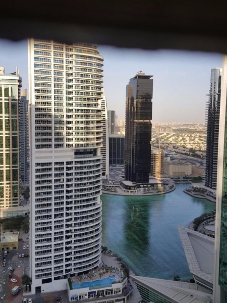 Studio Apartment For Rent in  Goldcrest Executive,  Jumeirah Lake Towers   1